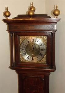 Antique, Longcase, Grandfather, Clock, Thomas, Richardson, For, Sale