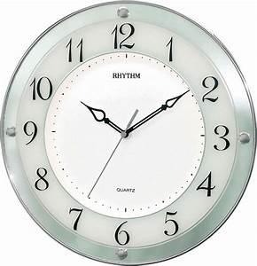 Horloge Murale Silencieuse : horloge silencieuse ~ Melissatoandfro.com Idées de Décoration