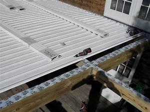 terrasse bois suspendue etanche With comment rendre une terrasse etanche