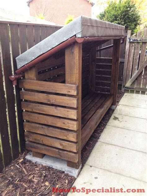 firewood storage shed plans best 25 wood shed ideas on wood rack