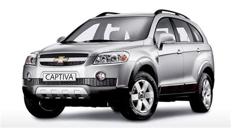 Chevrolet Captiva 20d Lt (2006) Review By Car Magazine