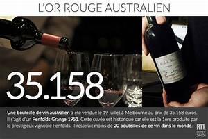 Customiser Une Bouteille De Vin : une bouteille de vin australien vendue euros ~ Zukunftsfamilie.com Idées de Décoration