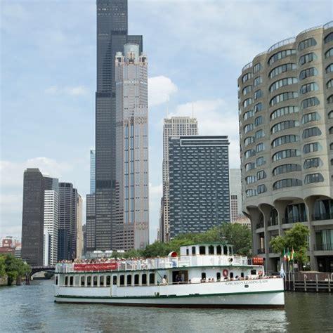 Chicago Riverwalk · Buildings Of Chicago · Chicago