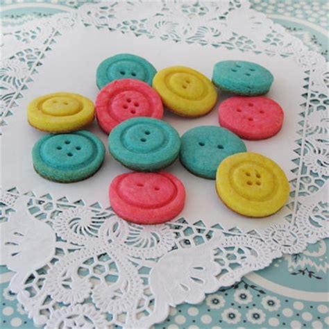button sugar cookies button cookies disney family