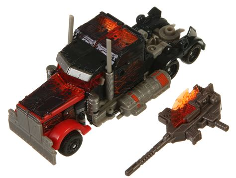 voyager class fireburst optimus prime transformers