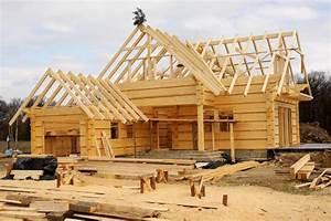 Prix Maison En Bois En Kit : maison en bois guide complet et prix ~ Nature-et-papiers.com Idées de Décoration