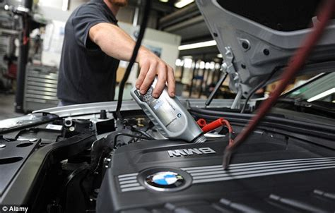 Garage Repair Labour Rates Hit 'jaw-dropping' Record Highs