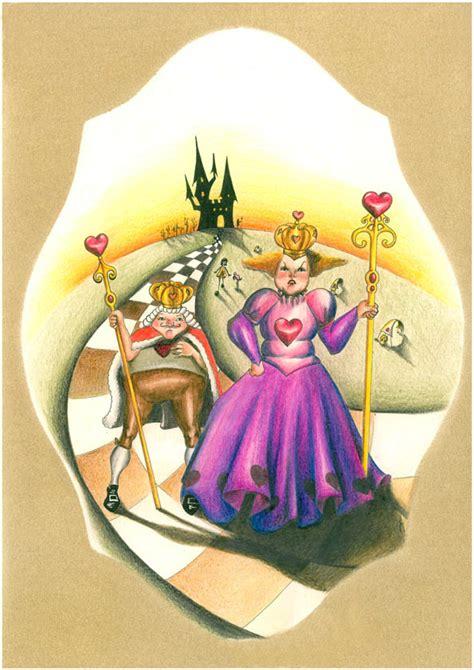 King and queen of hearts. King and Queen of Hearts by GabiSpree on DeviantArt