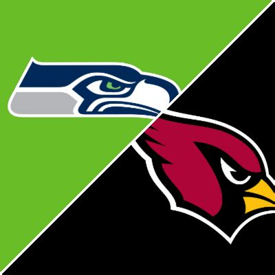 seahawks  cardinals game summary september