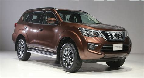 Nissan Terra Picture by Asian Markets Only Nissan Terra Suv Gains 190 Ps Diesel