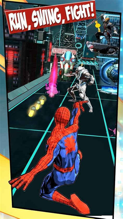 spider man unlimited mod apk  android game reloaded