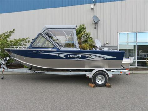 Hewes Boats For Sale Washington by Hewescraft 18 Pro V Boats For Sale