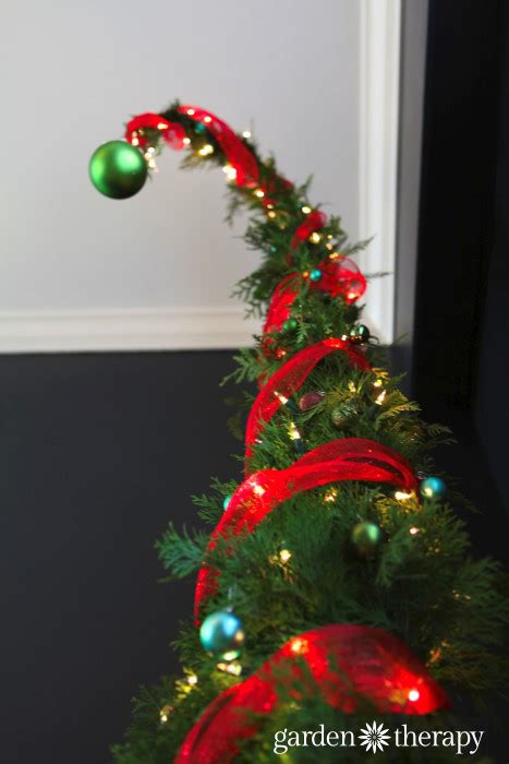 the grinch christmas tree ornaments how to make a nine foot grinch tree 6541