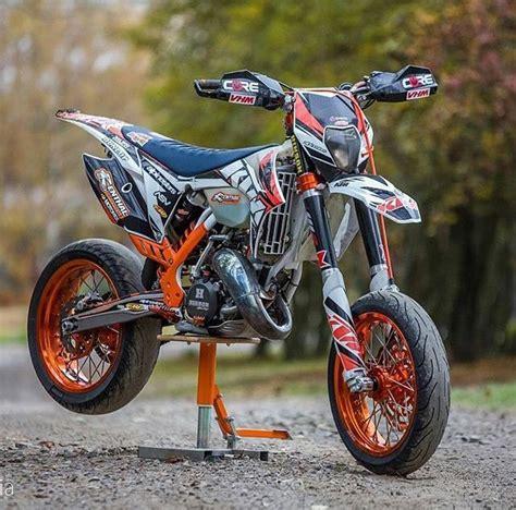 ktm supermoto 125 masas y llantas pintadas motorcycles ktm supermoto