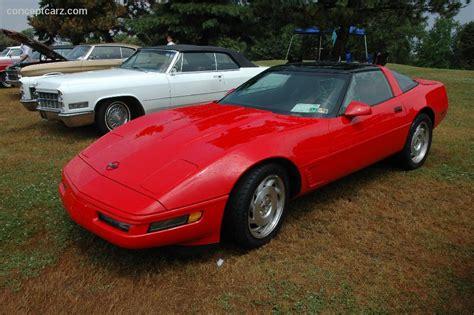 1996 Chevrolet Corvette Conceptcarzcom
