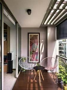37, Cozy, Apartment, Balcony, Decorating, Ideas
