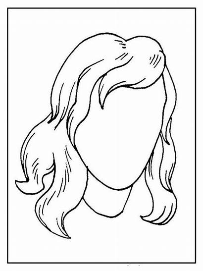 Coloring Pages Portrait Mother Educational Printable Recommended