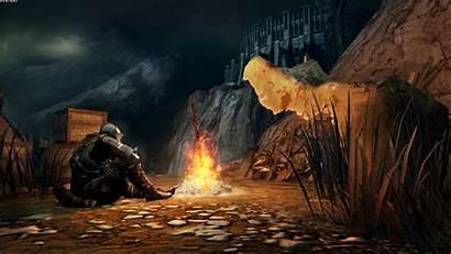 Souls Dark Ii Background Wallpapers Wall