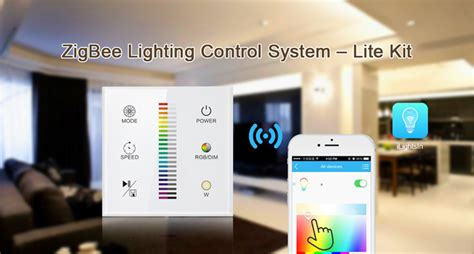 zigbee smart home zigbee smart home led remote area lighting system wall light dimmer switch buy dimmer switch