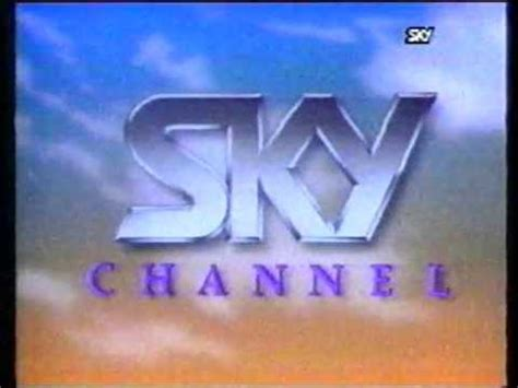 sky channel intro  youtube