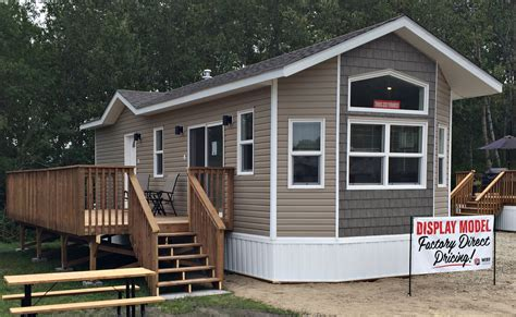 used park model cabins for two story park model homes bedroom with loft mobile