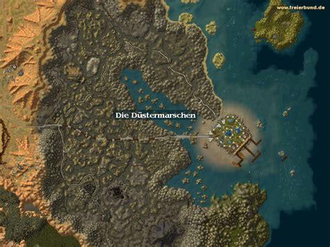 Die Düstermarschen  Zone  Map & Guide  Freier Bund