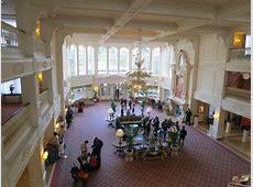 Disneyland Hotel in Paris Thoughts TouringPlanscom Blog