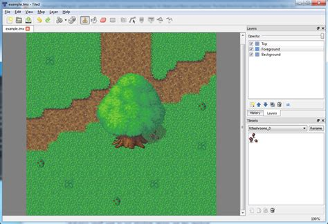 Tiled Map Editor Collision by Introduction To Tiled Map Editor A Platform Agnostic Tool
