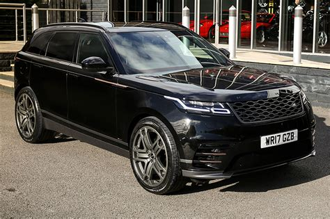 Land Rover Range Rover Velar Modification by Range Rover Velar By Kahn Design 2018 Pics Details And