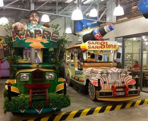 philippine jeepney inside simply filipino gerry s jeepney travel eat pinas