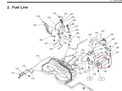 1999 Subaru Outback Engine Diagram by I A 1999 Subaru Outback Wagon I Replaced The