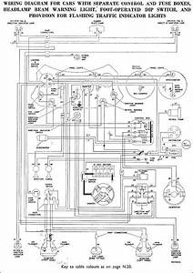 Wiring Diagram For 1950 Td   Just Acquired    T