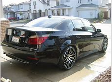 MerVelas 2005 BMW 5 Series Specs, Photos, Modification