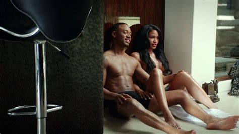 Cassie Ventura Nude The Perfect Match Hd P