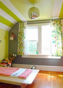 Farben Für Kinderzimmer : 40 farbideen kinderzimmer der zauber der farben ~ Frokenaadalensverden.com Haus und Dekorationen
