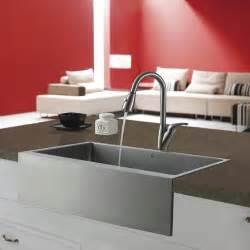 vigo kitchen sinks vigo 33 inch farmhouse apron single bowl 16 3150