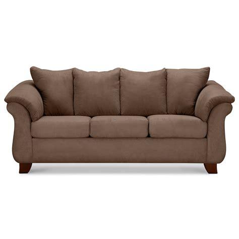 couches sofas adrian sofa taupe value city furniture