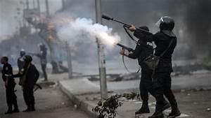 Egypt police attack protesters in Minya | Islamic ...
