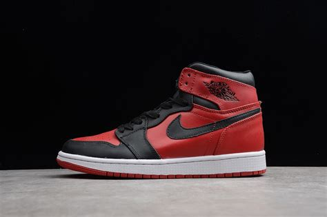 Nike Air Jordan 1 Mid Gym Red Black 554724 610 Sepsport