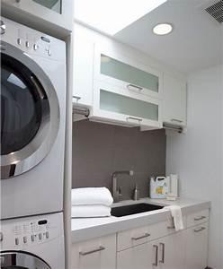 Schränke Für Hauswirtschaftsraum : waschk che einrichten wohnideen f r praktische und moderne gestaltung ~ Indierocktalk.com Haus und Dekorationen