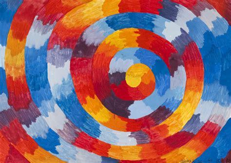 kalte und warme farben malerei 187 kalt warm 187 kalte und warme farben 187 farbspirale schulkunst archiv baden w 252 rttemberg