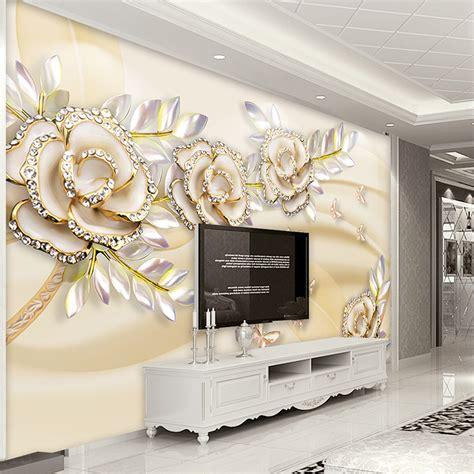custom mural wallpaper  fashion luxury european style