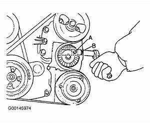 Diagram To Install Serpentine Belt 1998 Hyundai Tiburon