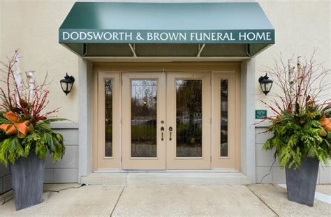 Brown Funeral Home by Dodsworth Brown Funeral Home Ancaster Chapel Opening