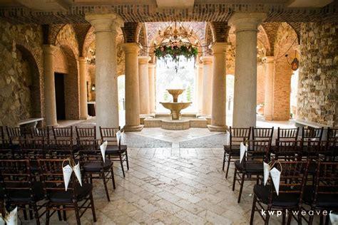 covered outdoor wedding venue bella collina weddings
