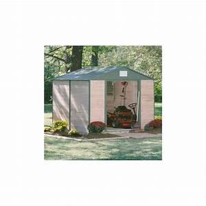 Abri De Jardin Acier : abri de jardin c dre 13mm acier 7 58m ~ Dailycaller-alerts.com Idées de Décoration