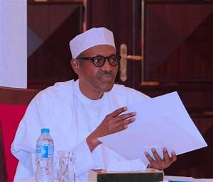 President Buhari pledges to implement report on Nigeria's ...