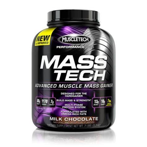 Muscletech Mass Tech Performance 7lb at Sports One
