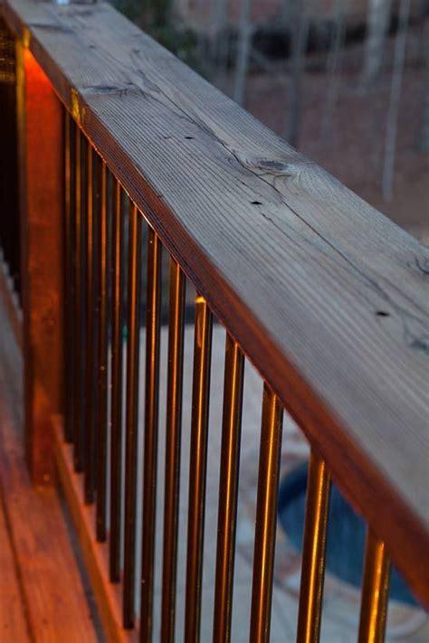 3 borderline genius ways to use rope light in your backyard lighting decks and backyards