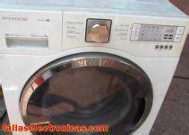 lavadora lg samsung no retiene agua se va al drenaje pierde agua fallaselectronicas com